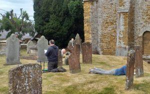 Churchyard survey